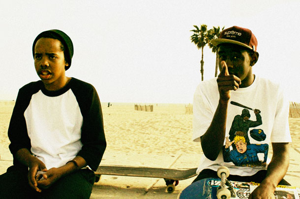 Earl Sweatshirt - Tyler, The Creator