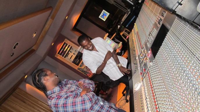 Pusha T - Kanye West