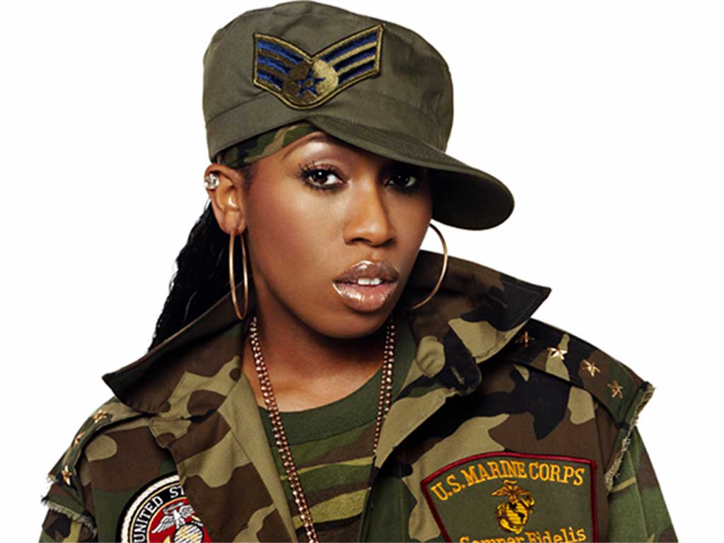 Missy Elliott - New Photos