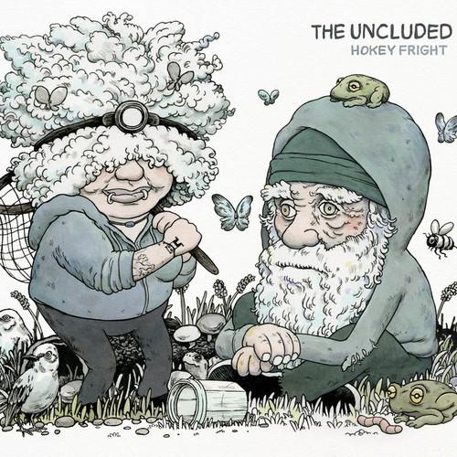 The Uncluded (Aesop Rock & Kimya Dawson) - Hokey Fright