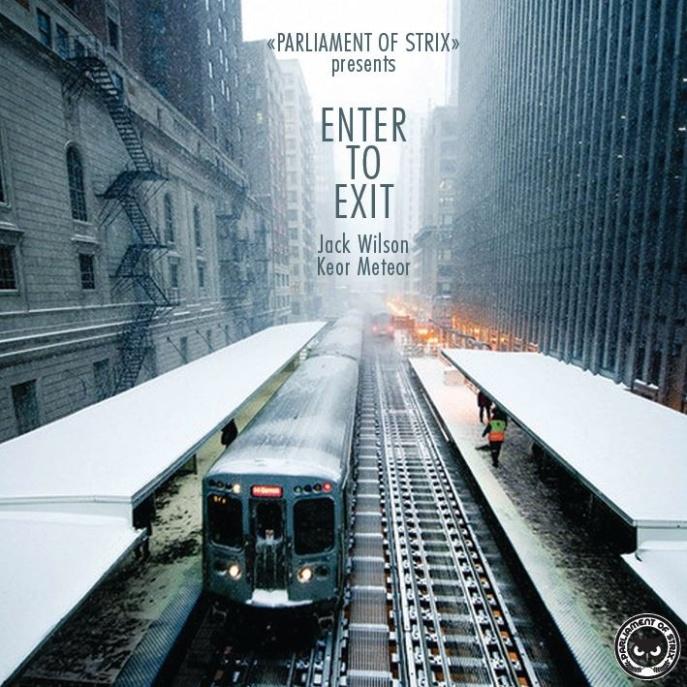 Jack Wilson & Keor Meteor - Enter To Exit