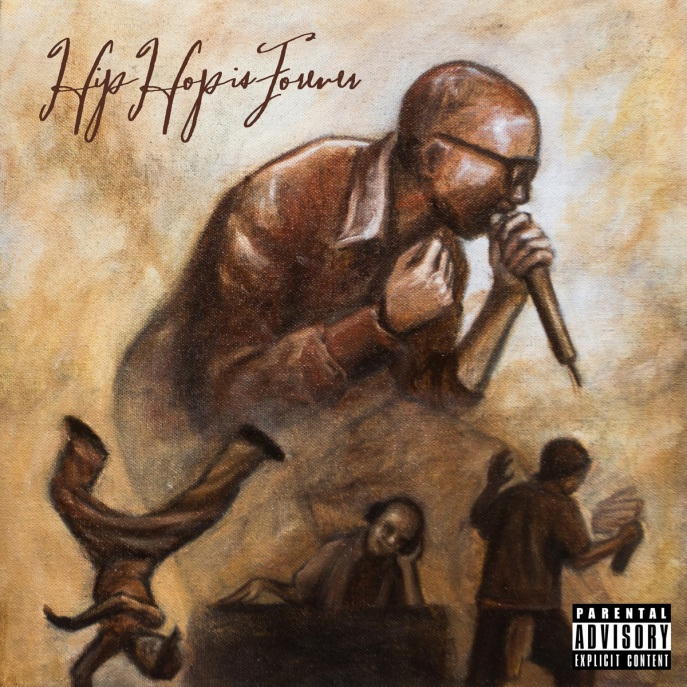 K.I.N.E.T.I.K. & Kuroisoul - Hip Hop Is Forever