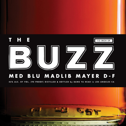 MED, Blu & Madlib - The Buzz (feat. Mayer Hawthorne & Dam-Funk)