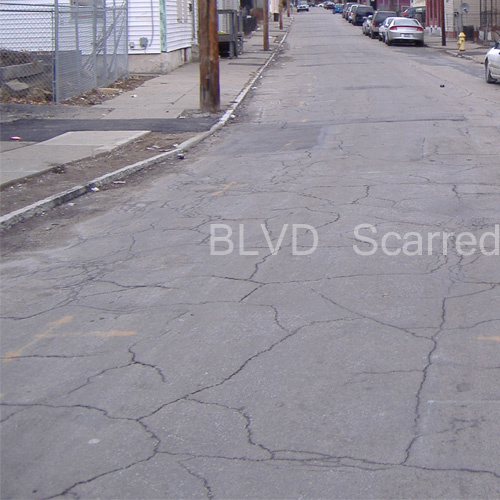 JustMe - BLVD Scarred (feat. Deacon the Villain)