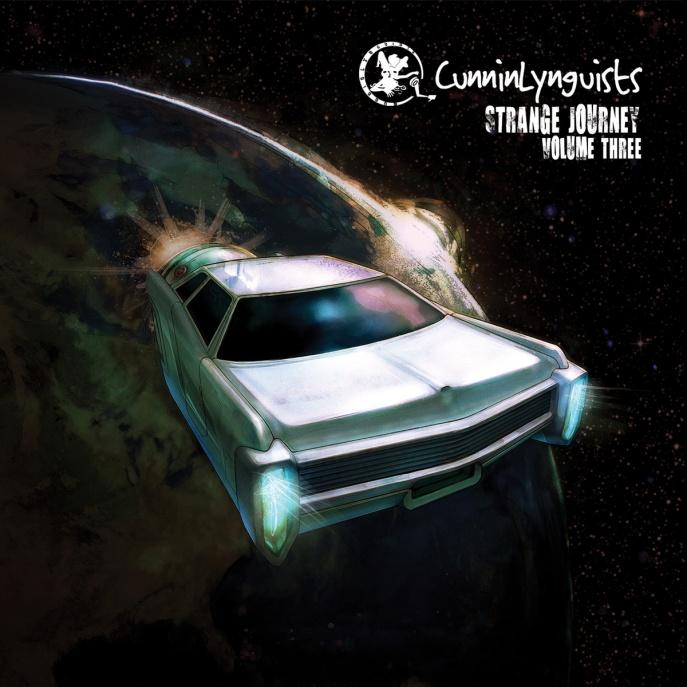 CunninLynguists - Strange Journey Volume Three
