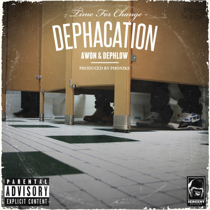 Awon, Dephlow & Phoniks - Dephacation