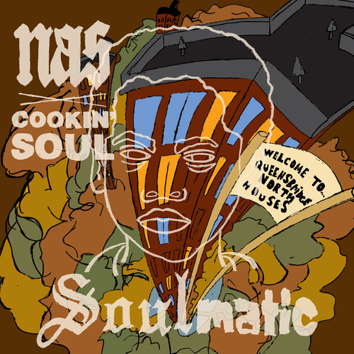 Cookin' Soul & Nas - SoulMatic
