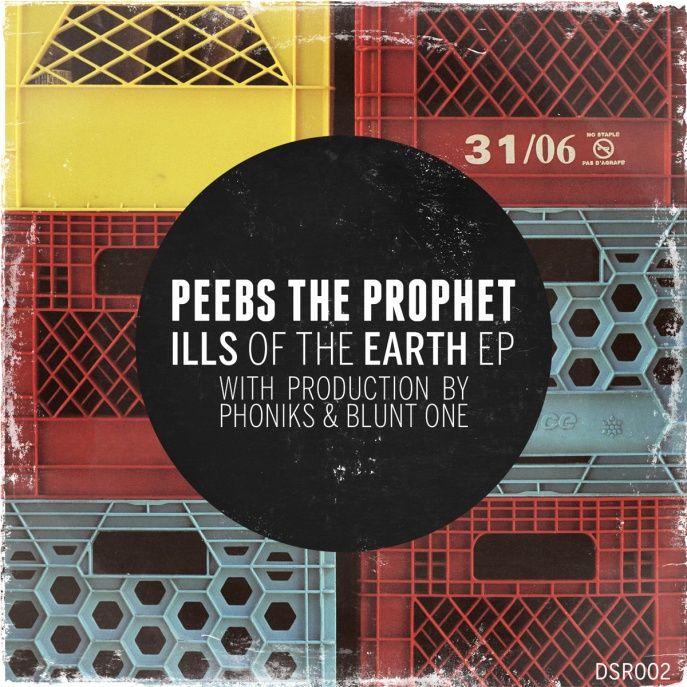 Peebs The Prophet - Ills Of The Earth (Prod. Phoniks & BluntOne)